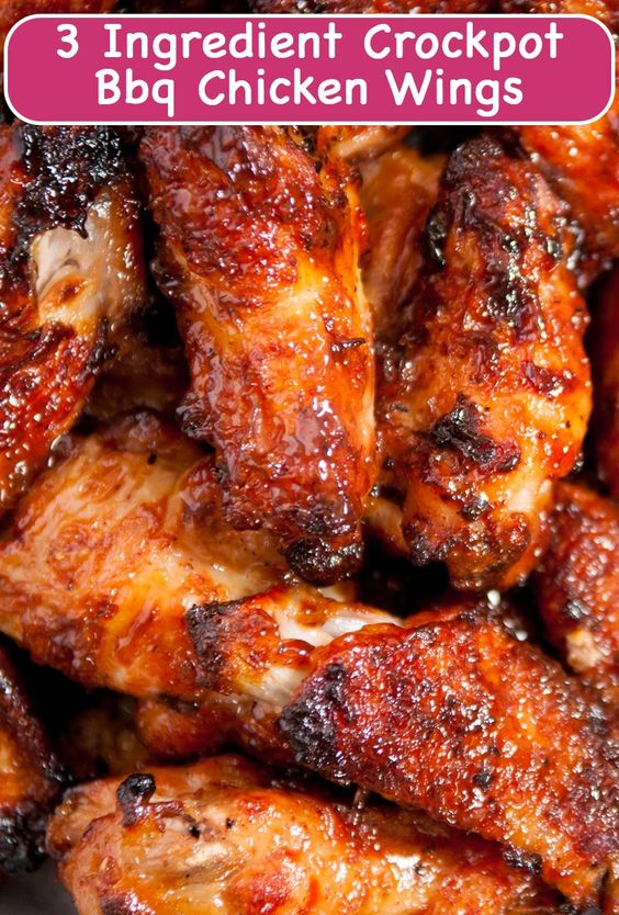3 Ingredient Crockpot Bbq Chicken Wings Mamamia Recipes,How To Cut A Papaya Youtube